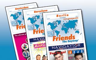 Gay City Guides