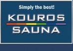Kouros Sauna<br>Antwerpen, Belgien