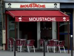 Moustache<br>Paris, France