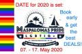 Gaypride Maspalomas 2020<br>Playa del Ingles, Spanien