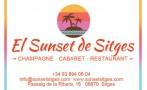 El Sunset de Sitges<br>Sitges, Spain