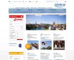 Tourist Service<br>Zurich, Schweiz