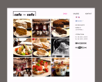 Cafe Cafe<br>Prague, Czech Republic