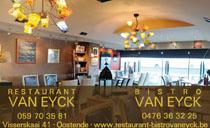 Restaurant Van Eyck<br>Oostende, Belgium