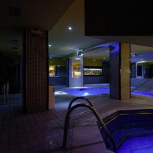 Sauna Thermas<br>Barcelona, Spain