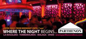 Parthenon Disco<br>Torremolinos, Spain