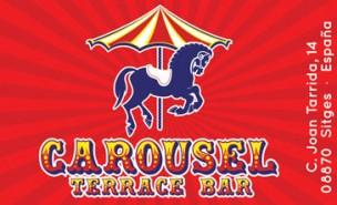 Carousel<br>Sitges, Spanien
