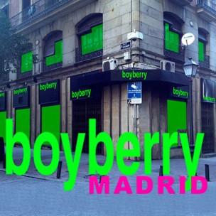 Boyberry <br>Madrid, Spain