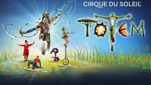 Cirque du Soleil - Totem<br>Playa del Ingles, Spain