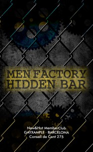 Men Factory<br>Barcelona, Spain