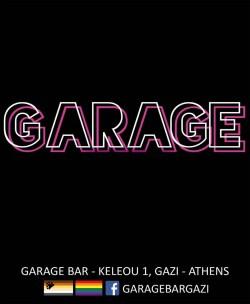 Garage<br>Athens, Greece