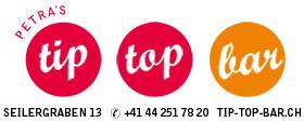 TipTopBar<br>Zurich, Switzerland