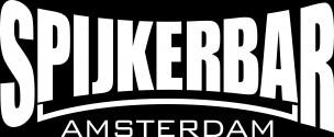 De Spijkerbar<br>Amsterdam, The Netherlands