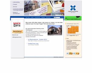 Jugend Information Nürnberg<br>Nuernberg, Germany