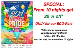 GayPride Maspalomas 2022<br>Playa del Ingles, Spain