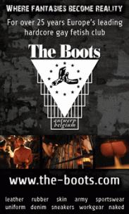 The Boots<br>Antwerpen, Belgien