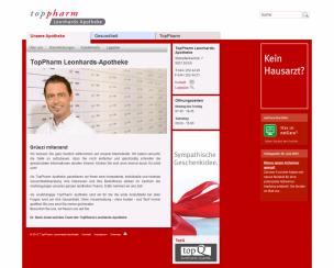 TopPharm Leonhards Apotheke<br>Zurich, Switzerland