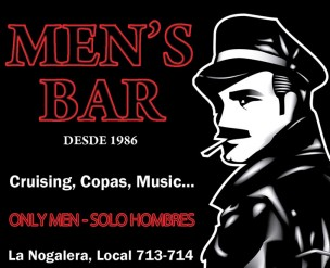 Mens Bar<br>Torremolinos, Spain