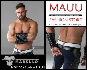 MAUU Fashion Store<br>Playa del Ingles, Spain