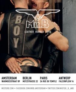 Mister B Antwerpen<br>Antwerpen, Belgium