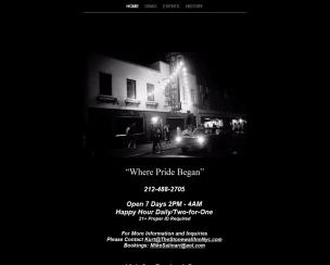 Stonewall Inn<br>New York City, United States