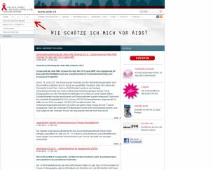 Aids-Hilfe Schweiz<br>Zurich, Switzerland
