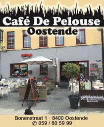 Café De Pelouse<br>Oostende, Belgien