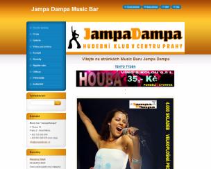 Jampa Dampa<br>Prague, Czech Republic