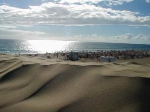 Gay Beach Gran Canaria<br>Playa del Ingles, Spain