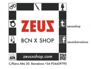 Zeus Gay Shop<br>Barcelona, Spanien
