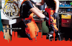 Construction Worker<br>Munich, Germany