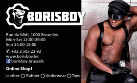 BORISBOY<br>Brussels, Belgien