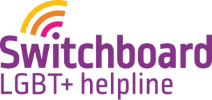 Switchboard, the LGBT+ helpline<br>London, Grossbritannien