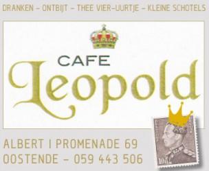 Café Leopold<br>Oostende, Belgium