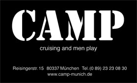 CAMP<br>Munich, Germany