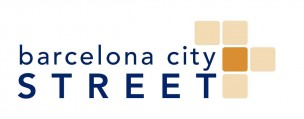 Barcelona City Street<br>Barcelona, Spanien