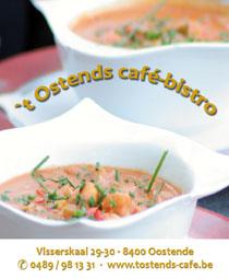 't Ostends Café-Bistro<br>Oostende, Belgien