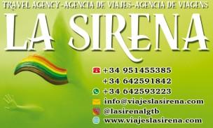 La Sirena Travel<br>Torremolinos, Spain