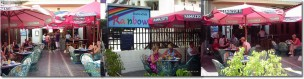 Rainbow Bistro-Café<br>Playa del Ingles, Spain