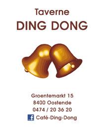 Taverne Ding Dong<br>Oostende, Belgien