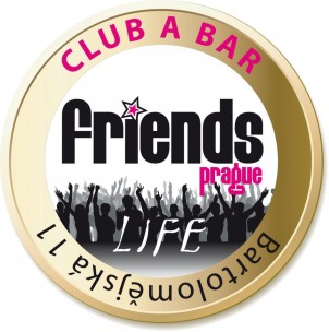 Friends Club<br>Prague, Czech Republic