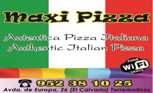 Maxi Pizza<br>Torremolinos, Spain