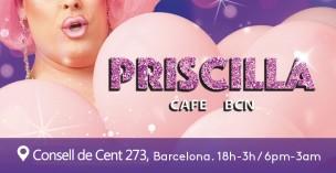 Priscilla<br>Barcelona, Spanien