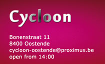 Cycloon<br>Oostende, Belgien