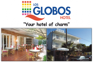 Hotel Los Globos<br>Sitges, Spain