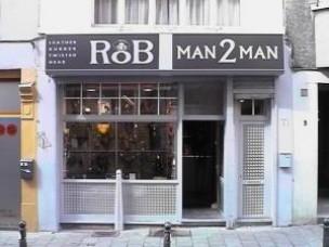 Man to Man<br>Brussels, Belgien