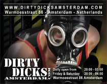 Dirty Dick's<br>Amsterdam, The Netherlands