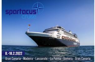 Spartacus GayCruise 2022<br>Las Palmas, Spain