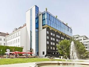 25hours Hotel Vienna<br>Vienna, Austria