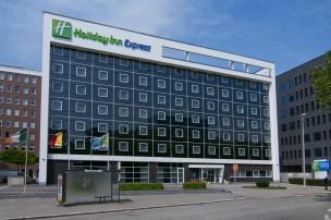 Holiday Inn Express<br>Antwerpen, Belgium